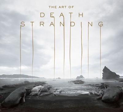The Art of Death Stranding Titan Books 9781789091564