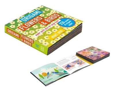 Origami Flowers and Birds Mari Ono 9781782498629