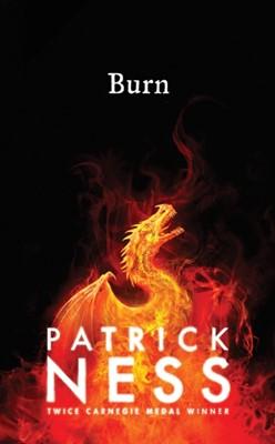 Burn Patrick Ness 9781406375503