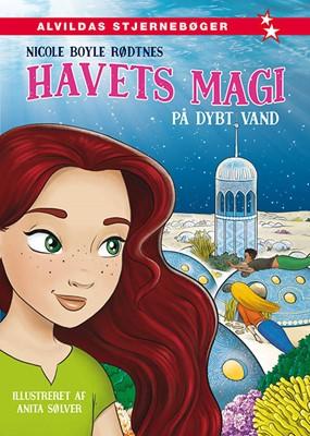 Havets magi 3: På dybt vand Nicole Boyle Rødtnes 9788741510101