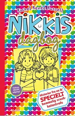 Nikkis dagbog 12: Historier fra en ik' specielt hemmelig crush-katastrofe Rachel Renee Russell 9788741511795