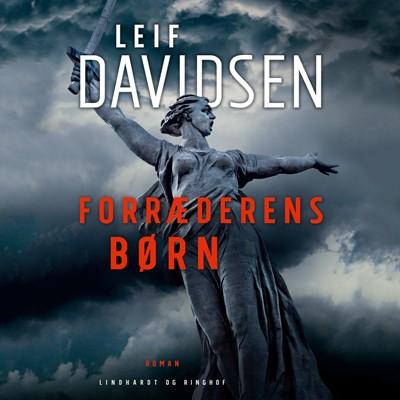 Forræderens børn Leif Davidsen 9788726518832