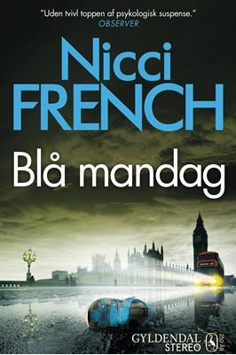 Blå mandag Nicci French 9788763862318