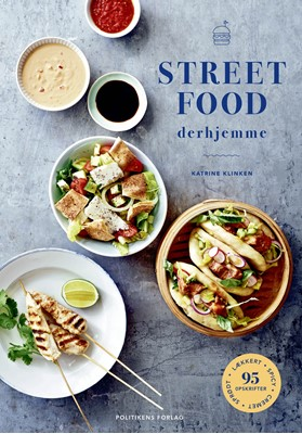 Street food derhjemme Katrine Klinken 9788740058437