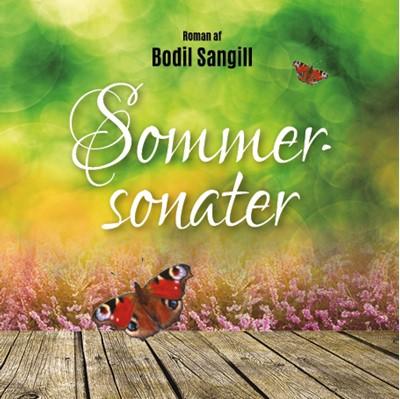 Sommersonater Bodil Sangill 9788756402668