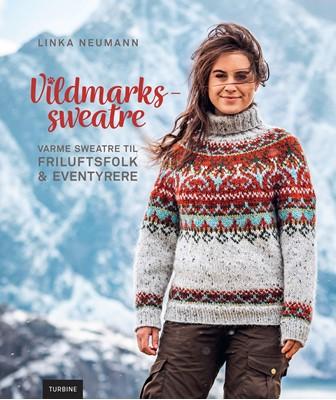 Vildmarkssweatre Linka Neumann 9788740663587