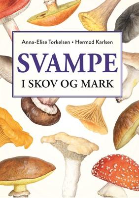 Svampe i skov og mark Anna-Elise Torkelsen 9788771421231
