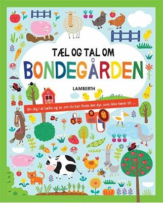 Tæl og tal om - Bondegården Lena Lamberth 9788772241586