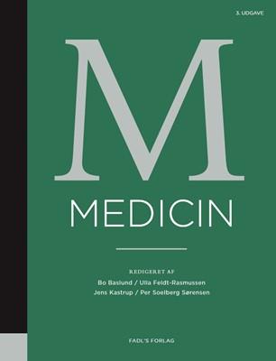 Medicin, 3. udgave Bo Baslund, Ulla Feldt-Rasmussen (red.), Per Soelberg Sørensen, Jens Kastrup 9788793810044