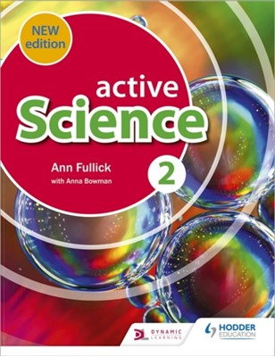 Active Science 2 new edition Ann Fullick 9781510480704