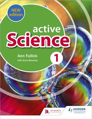 Active Science 1 new edition Ann Fullick 9781510480698
