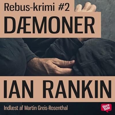 Dæmoner Ian Rankin 9789179731168