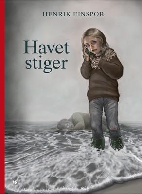 Havet stiger Henrik Einspor 9788793636781