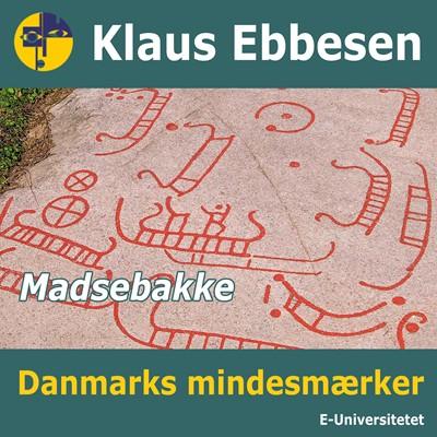 Helleristninger på Madsebakke Klaus Ebbesen 9788794018289