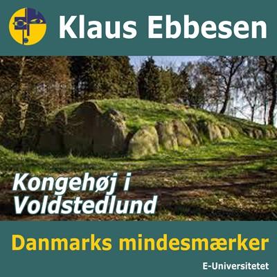 Kongehøj i Voldstedlund Klaus Ebbesen 9788794018326