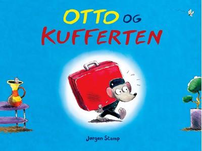Otto og kufferten Jørgen Stamp 9788797195062