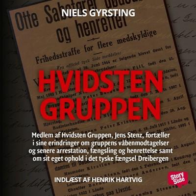 Hvidsten Gruppen Niels Gyrsting 9789179894801