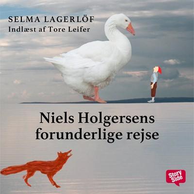 Niels Holgersens forunderlige rejse Selma Lagerlöf 9789152110003