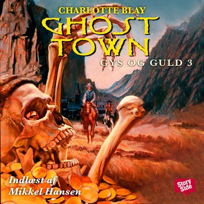 Ghost Town Charlotte Blay 9789179097677