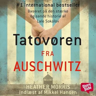 Tatovøren fra Auschwitz Heather Morris 9789178891399