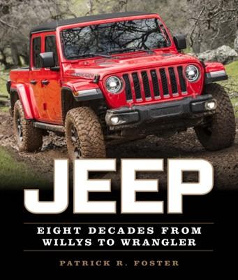 Jeep Patrick R. Foster 9780760366554