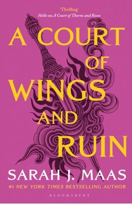 A Court of Wings and Ruin Sarah J. Maas 9781526617170
