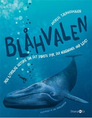 Blåhvalen Andreas Tjernshaugen 9788770188661