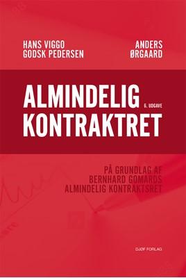 Almindelig kontraktret Anders Ørgaard, af Hans Viggo Godsk Pedersen 9788757443844