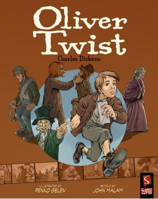 Oliver Twist Charles Dickens 9781913337070