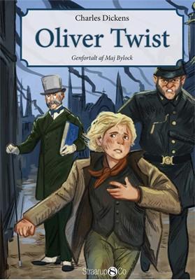 Oliver Twist Charles Dickens 9788770188876