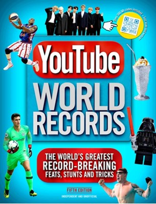 YouTube World Records Adrian Besley 9781787392977
