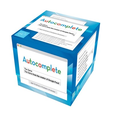 Autocomplete: The Game Justin Hook 9781452178004