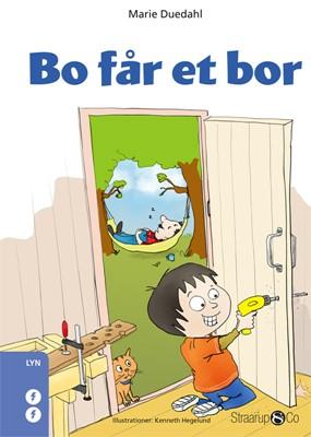 Bo får et bor Marie Duedahl 9788770189156