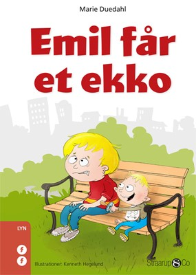 Emil får et ekko Marie Duedahl 9788770189149