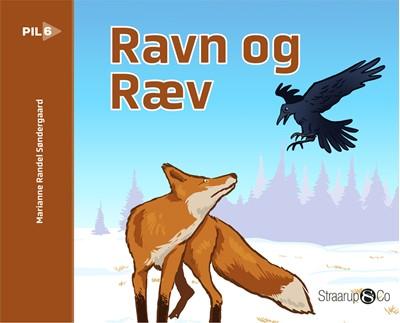 Ravn og Ræv Marianne Randel Søndergaard 9788770188821