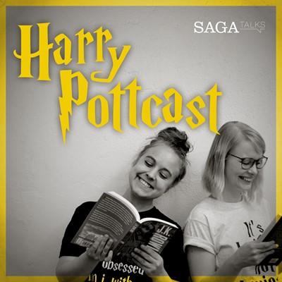 Harry Pottcast & Flammernes pokal #1 Amalie Dahlerup Hermansen, Nanna Bille Cornelsen 9788726147926