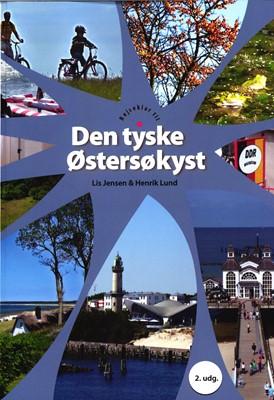 Rejseklar til Den tyske Østersøkyst Henrik Lund, Lis Jensen 9788797090121
