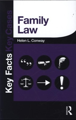 Family Law Helen L. Conway, Helen (Formerly of the University of Liverpool Conway 9780415833318