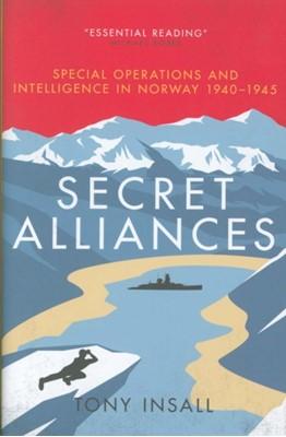 Secret Alliances Tony Insall 9781785904776