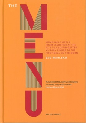The Menu Eve Marleau 9780712353007