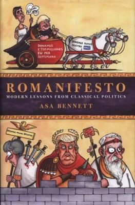 Romanifesto Asa Bennett 9781785905193