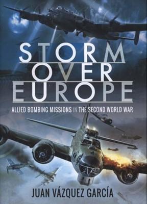 Storm Over Europe Juan Vazquez Garcia 9781526740984