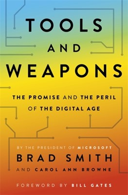 Tools and Weapons Carol Ann Browne, Brad Smith 9781529351576