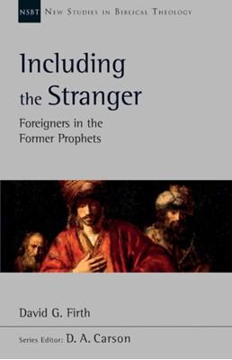 Including the Stranger David G. Firth, David G (Author) Firth 9781783595075