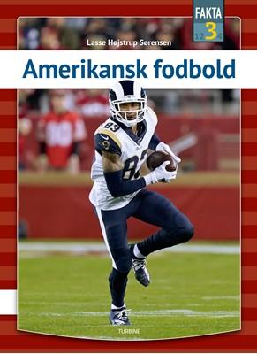 Amerikansk fodbold Lasse Højstrup Sørensen 9788740662528