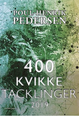 400 kvikke tacklinger 2019 Poul-Henrik Pedersen 9788772370293
