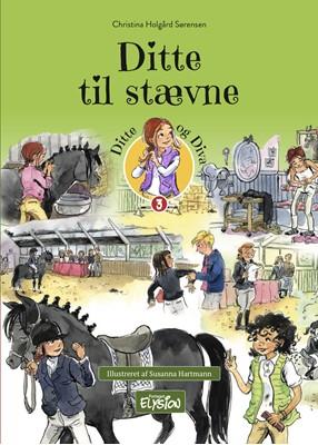 Ditte til stævne Christina Holgård Sørensen 9788772149356