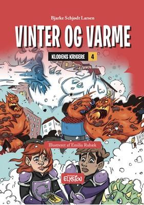 Vinter og varme Bjarke Schjødt Larsen 9788772149530