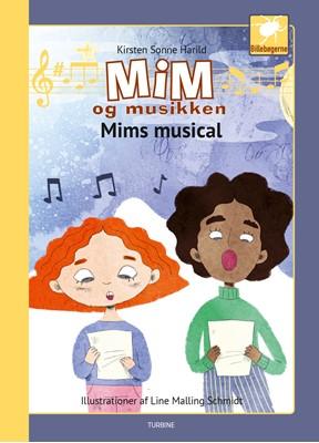 Mims musical Kirsten Sonne Harrild 9788740656398