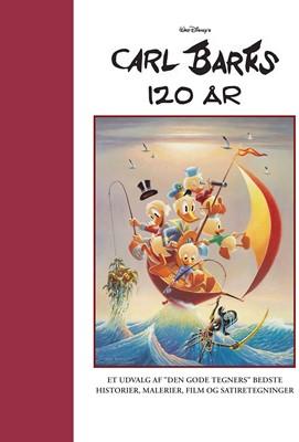 Carl Barks 120 år DISNEY 9788793840225